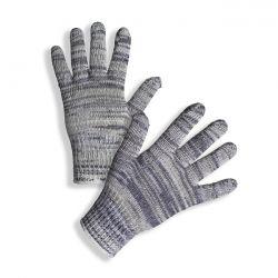 PD-97 Pletené bezešvé rukavice ze směsi nylon / bavlna.