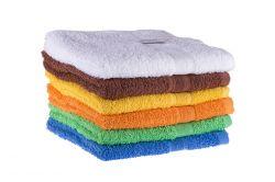 SOFT Froté ručníky a osušky, 100% bavlna, 400 g/m2