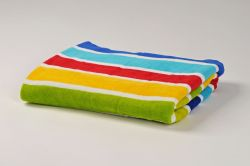 CANDY Beach Towel 100% cotton, velour