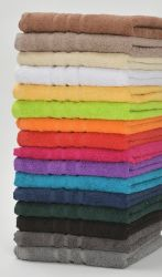 CLASSIC & COMFORT Terry Towels, 100% cotton, 14 colors, 400 gsm & 500 gsm