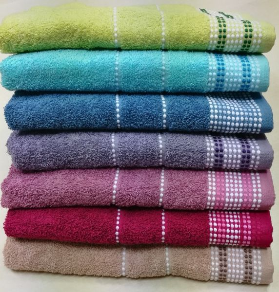 BARBARA froté, 100% bavlna, 7 odstínů, 500 g/m2