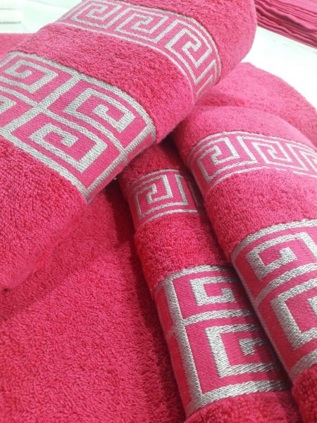 GREEK froté, 100% bavlna, 12 odstínů, 500 g/m2