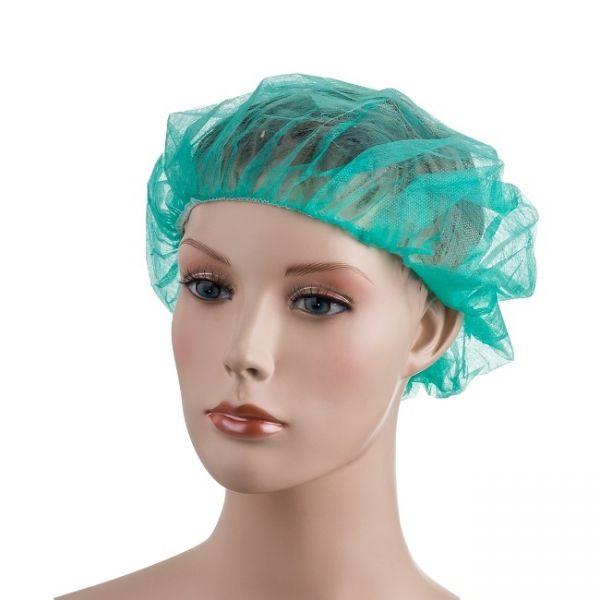 PD-BARET Jednorázové čepice z netkané textilie v 5 barvách a 2 velikostech