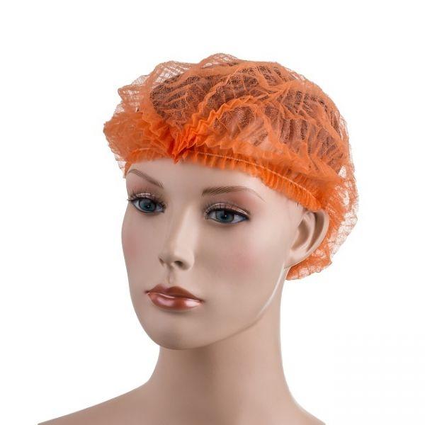 PD-CLIP Jednorázové čepice z netkané textilie v 6 barvách, 2 velikostech, 2 variantách