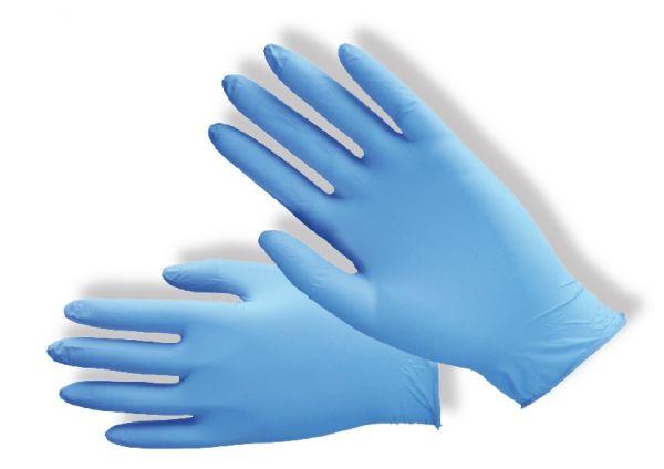 PD-NT-PWD Nitrilové pudrované rukavice