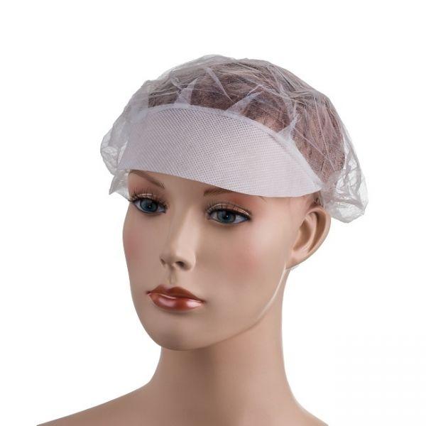 PD-PEAK Jednorázová čepice s kšiltem