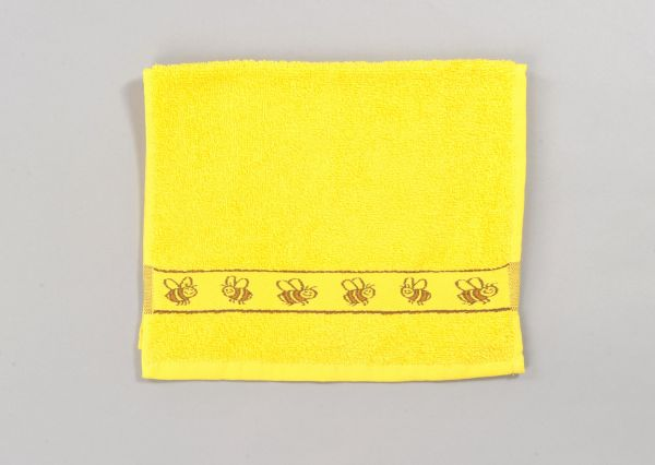 KIDS Dětské ručníky s bordurou