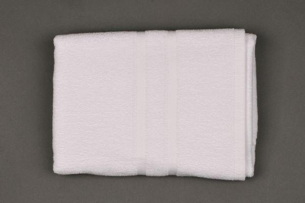 HOTEL 2S Bílé froté pro hotely, nízká smyčka, 100% bavlna, 450 g/m2