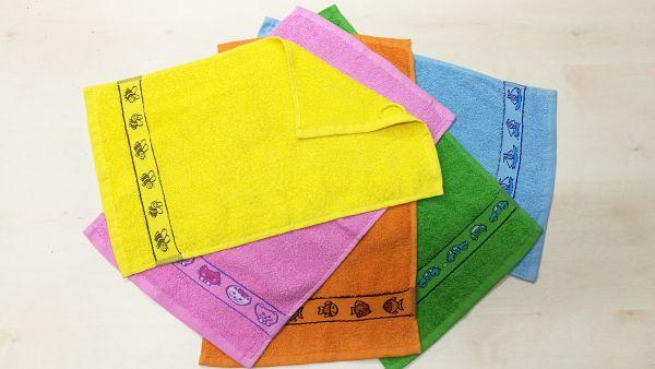 KIDS ručníky pro děti