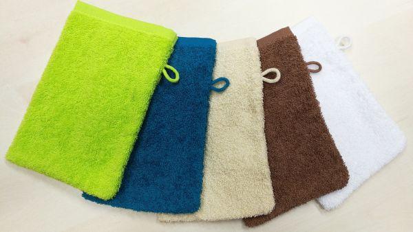 CLASSIC a COMFORT froté, 100% bavlna, 14 odstínů, 400 g/m2 a 500 g/m2
